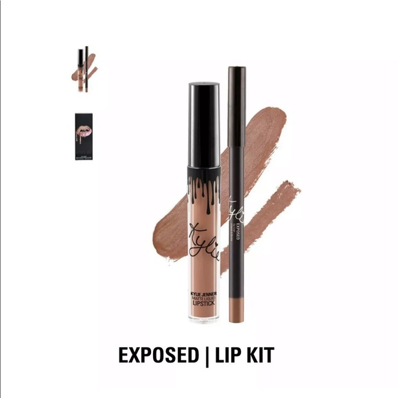 Other - Kylie Jenner Lip Kit Liquid Lipstick and Liner